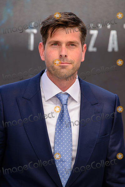 Adam Cozad Photo - July 5 2016 LondonAdam Cozad arriving at the European Premiere of The Legend of Tarzan at The Odeon Leicester Square on July 5 2016 in LondonBy Line FamousACE PicturesACE Pictures IncTel 6467670430
