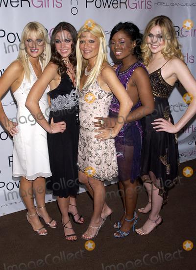 Rachel Krupa Photo - NEW YORK MARCH 8 2005    Kelly Brady Rachel Krupa Lizzie Grubman Millie Monyo and Alli Zweben attend the premiere party of MTVs new reality show Power Girls