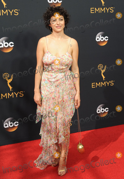 Alia Shawkat Photo - September 18 2016 LAAlia Shawkat arriving at the 68th Annual Primetime Emmy Awards at the Microsoft Theater on September 18 2016 in Los Angeles CaliforniaBy Line Peter WestACE PicturesACE Pictures IncTel 6467670430