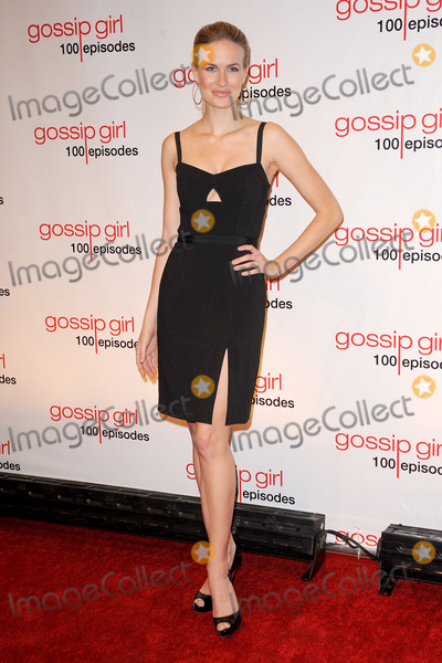 Alice Callahan Photo - Alice Callahan attends the Gossip Girl 100 episode celebration at Cipriani Wall Street on November 19 2011 in New York City