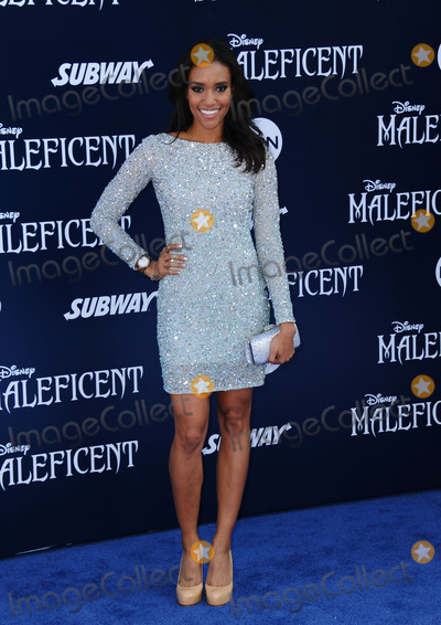 Annie  Ilonzeh Photo - May 28 2014 LAAnnie Ilonzeh arriving at the World Premiere Of Disneys Maleficent at the El Capitan Theatre on May 28 2014 in Hollywood California