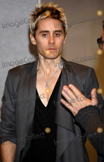 30 Seconds to Mars Photo - Jared Leto and 30 Seconds To Mars at the MTV Europe Music Awards on November 7 2010 in Madrid