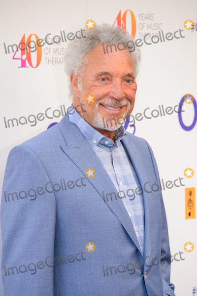 Tom Jones Photo - July 3 2015 LondonSir Tom Jones arriving at the Nordoff Robbins O2 Silver Clef Awards at the Grosvenor House Hotel on July 3 2015 in London By Line FamousACE PicturesACE Pictures Inctel 646 769 0430