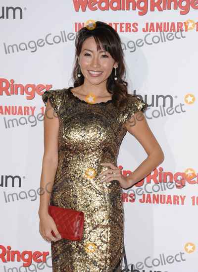 Amy Haruna Photo - January 6 2015 LAAmy Haruna arriving at The Wedding Ringer World Premiere at the TCL Chinese Theatre on January 6 2015 in Hollywood California By Line Peter WestACE PicturesACE Pictures Inctel 646 769 0430