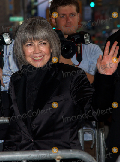 Ann Rice Photo - Anne Rice attends  the opening night of the Anne RiceElton John musical Lestat at the Palace Theatre in New York City