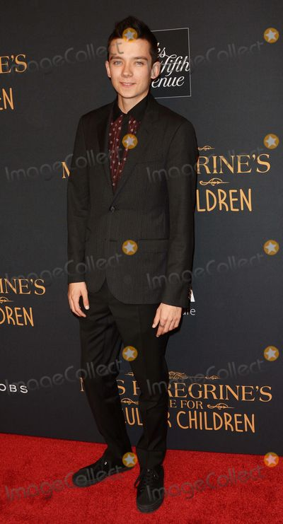 Asa Butterfield Photo - September 26 2016 New York CityAsa Butterfield attending the Miss Peregrines Home For Peculiar Children New York premiere at Saks Fifth Avenue on September 26 2016 in New York CityBy Line Nancy RiveraACE PicturesACE Pictures IncTel 6467670430
