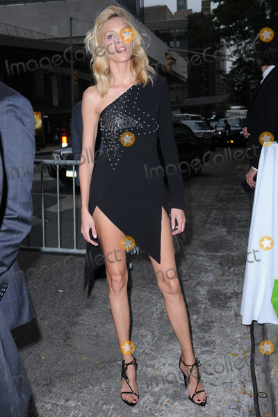Anja Rubik Photo - June 17 2015 New York CityAnja Rubik attending the 2015 Fragrance Foundation Awards at Alice Tully Hall at Lincoln Center on June 17 2015 in New York CityCredit Kristin CallahanACE PicturesTel (646) 769 0430