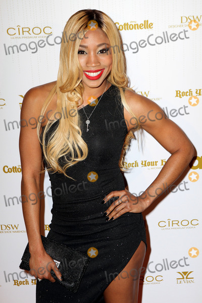 Adriane Andrew Photo - February 27 2014 LAAdriane Andrew arriving at the OK Magazines Pre-Oscar event with special guest DJ Havana Brown at Greystone Manor Supperclub on February 27 2014 in West Hollywood California