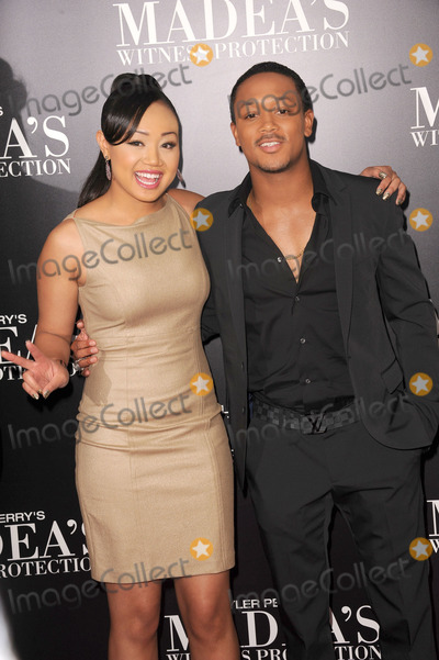 Romeo Miller Photo - June 25 2012 New York City Romeo Miller and Cymphonique Miller arriving to Tyler Perrys Madeas Witness Protection New York Premiere at AMC Lincoln Square Theater on June 25 2012 in New York City