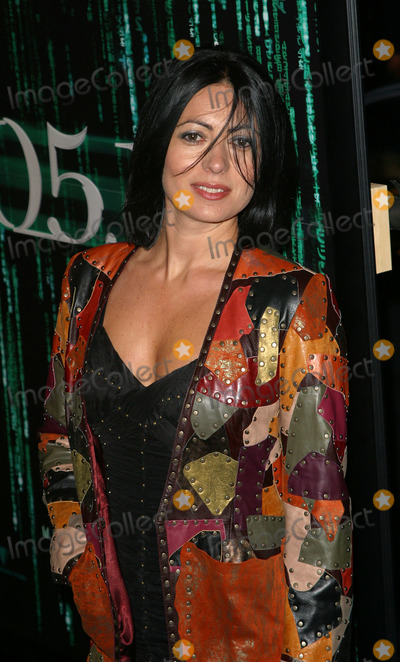 Catherine Malendrino Photo - Pictured Catherine Malendrino   New York Premiere of Matrix Reloaded at Ziegfeld Theater in New York May 13 2003