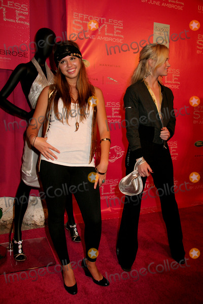 Alessandra Balazs Photo - Alessandra Balaz attends the party for the launch of June Ambroses new book Effortless Style held at Tenjune and hosted by Sean Diddy Combs