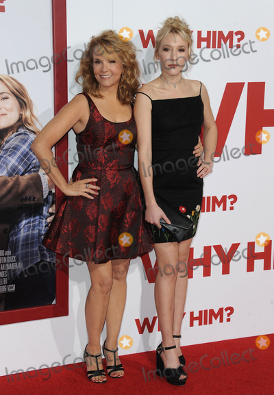 Lea Thompson Photo - December 17 2016 LAMadelyn Deutch (R) and Lea Thompson arriving at the premiere of Why Him at the Regency Bruin Theater on December 17 2016 in Westwood CaliforniaBy Line Peter WestACE PicturesACE Pictures IncTel 6467670430