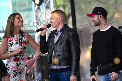 Savannah Guthrie Photo - June 23 2016 New York CityMacklemore  Ryan Lewis Perform on NBCs Today show summer concert series at the Rockefeller Plaza on June 23 2016 in New York CityBy Line Serena XuACE PicturesACE Pictures IncTel 6467670430