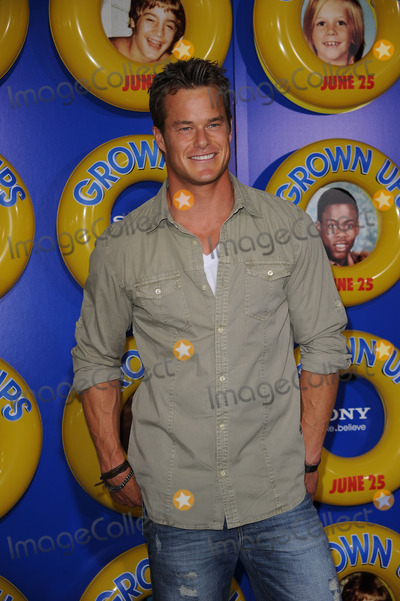 ALEC MUSSER Photo - Alec Musser at the premiere of Grown Ups at the Ziegfeld theatre on June 23 2010 in New York City