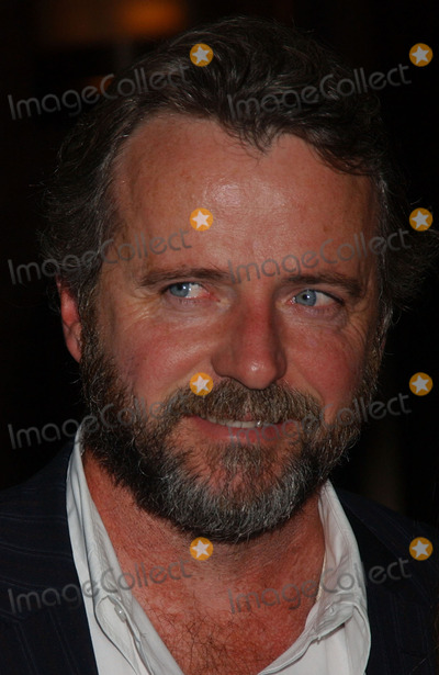 AIDEN QUINN Photo - Aidan Quinn arriving at The Cinema Society  Zenith Watches screening of Flags of our Fathers at the tribeca Grand Hotel