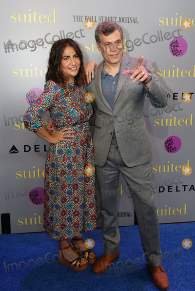 Jason Benjamin Photo - June 16 2016 New York CityJenni Konner and Jason Benjamin attending the screening of Suited during BAMcinemaFest 2016 at BAM Rose Cinemas on June 16 2016 in New York CityPlease byline Serena XuACE PicturesACE Pictures Inc Tel 646 769 0430