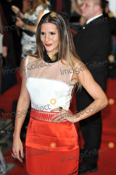 Amanda Bryon Photo - Amanda Bryon at the gala premiere of WE on January 11 2012 in London
