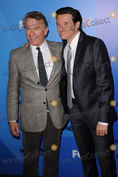 Sam Neill Photo - Sam Neill and Jason Butler Harner attend the 2011 FOX Upfront Presentation on May 16 2011 in New York City