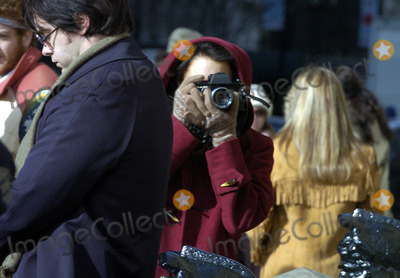 Jared Leto Photo - Lindsay Lohan and Jared Leto were on the set of their new movie Chapter 27 outside the Dakota Building on the Upper West Side of Manhattan The movie follows the movements of Mark Chapman (played by Leto) up to the moment when he murders John Lennon which took place 25 years ago at the exact spot where filming is currently taking place