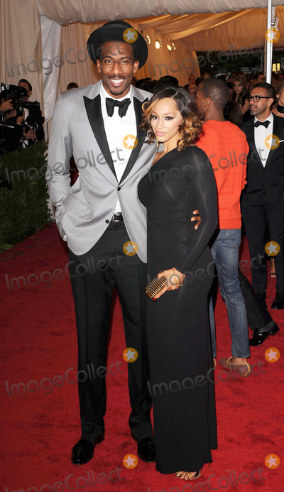Amare Stoudemire Photo - May 7 2012 New York City  Amare Stoudemire attending the Schiaparelli and Prada Impossible Conversations Costume Institute Gala at The Metropolitan Museum of Art in New York City on May 7 2012  in New York City
