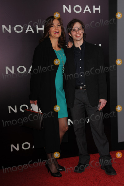 Margaret Colin Photo - March 26 2014 New York CityMargaret Colin attending the Noah New York premiere at Ziegfeld Theatre on March 26 2014 in New York City