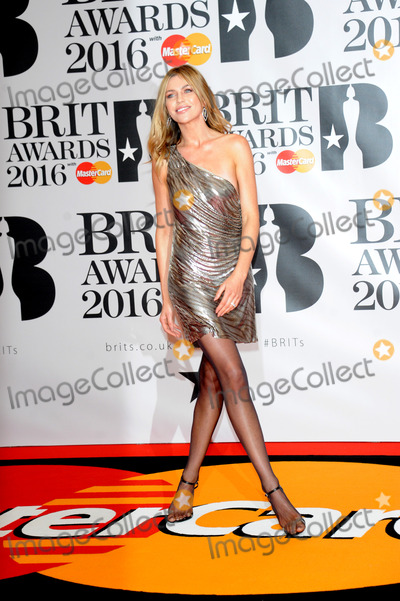 Abbie Clancey Photo - February 24 2016 LondonAbbie Clancey arriving at the BRIT Awards 2016 at The O2 Arena on February 24 2016 in London EnglandBy Line FamousACE PicturesACE Pictures Inctel 646 769 0430