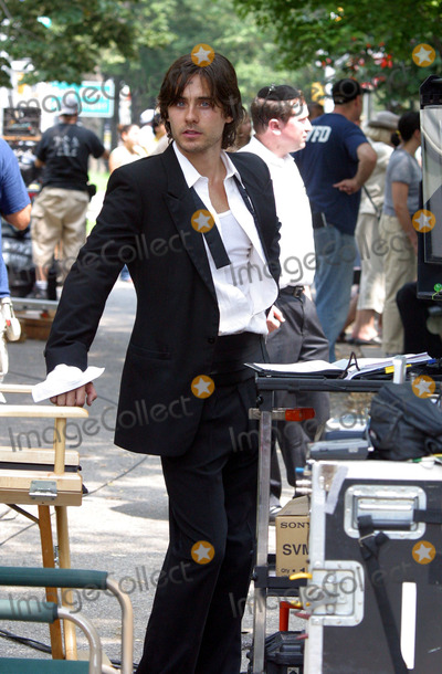 Jared Leto Photo - Actor Jared Leto on the set of Lord of War at Brighton Beach in Brooklyn New York City August 3 2004