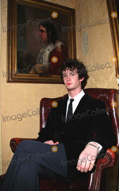 Peter O Toole Photo - Peter OTooles son Lorcan OToole at the Players Clubs Pipe Night For Peter OToole Benefit in New York Lorcan is currently studying acting in New York City January 27 2002  2002 by Alecsey BoldeskulNY Photo Press  ONE-TIME REPRODUCTION RIGHTS