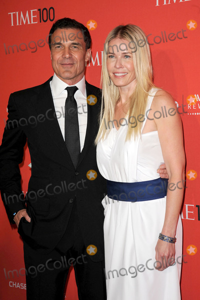 Andr Balazs Photo - April 24 2012 New York City Andre Balazs Chelsea Handler arriving to the TIME 100 Gala celebrating TIMES 100 Most Influential People In The World at Jazz at Lincoln Center on April 24 2012  in New York City