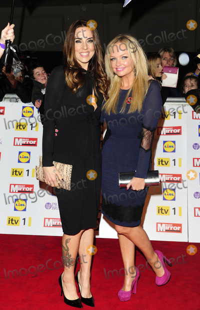 Emma Bunton Photo - October 29 2012 LondonMelanie Chisholm aka Mel C and Emma Bunton at The Pride of Britain Awards held at the Grosvenor House hotel on October 29 2012 in London