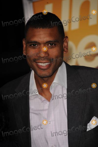 ALLEN HOUSTON Photo - Allen Houston arriving at the The Informant benefit screening at the Ziegfeld Theatre on September 15 2009 in New York City