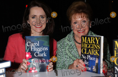 Carol Higgins Clark Photo - NEW YORK JUNE 4 2005    Carol Higgins Clark and Mary Higgins Clark at the 2005 Book Expo America held at the Javits Convention Center