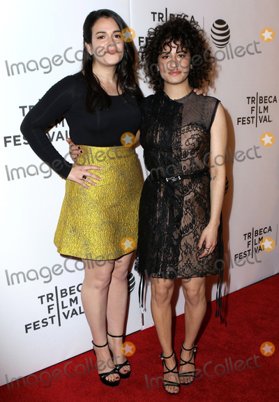 Abbi Jacobson Photo - April 17 2016 New York CityAbbi Jacobson and Ilana Glazer arriving at a screening of Broad City during the 2016 Tribeca Film Festival at Festival Hub on April 17 2016 in New York CityBy Line Nancy RiveraACE PicturesACE Pictures Inctel 646 769 0430