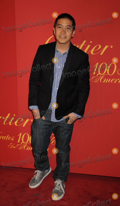 Thakoon Panichgul Photo - Designer Thakoon Panichgul arriving at the Cartier 100th Anniversary in America Celebration at Cartier Fifth Avenue Mansion on April 30 2009 in New York City