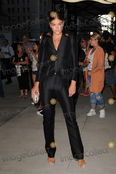 Nina Agdal Photo - September 8 2016  New York CityNina Agdal attending the The Daily Front Rows 4th Annual Fashion Media Awards at Park Hyatt New York on September 8 2016 in New York City Credit Kristin CallahanACE PicturesTel 646 769 0430