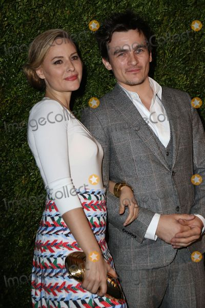 Aimee Mullins Photo - April 18 2016 New York CityAimee Mullins and Rupert Friend arriving at the 11th Annual Chanel Tribeca Film Festival Artists Dinner at Balthazar on April 18 2016 in New York City By Line Nancy RiveraACE PicturesACE Pictures Inctel 646 769 0430