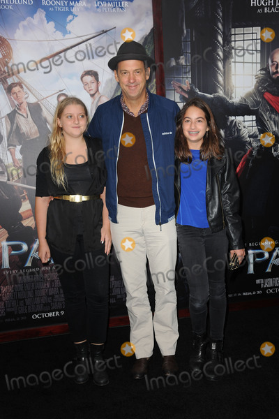 Anthony Edwards Photo - October 4 2015 New York CityAnthony Edwards attending the Pan New York Premiere arrivals at Ziegfeld Theater on October 4 2015 in New York CityCredit Kristin CallahanACE PicturesTel (646) 769 0430