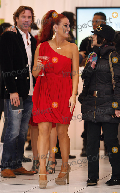 Aubry ODay Photo - Aubrey ODay at a cocktail party for the TV show Celebrity Apprentice on November 1 2011 in New York City