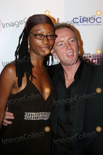 Def Leppard Photo - Phil Collen of Def Leppard attends The Fourth Annual Black Girls Rock at The New York Times Center on October 17 2009 in New York City
