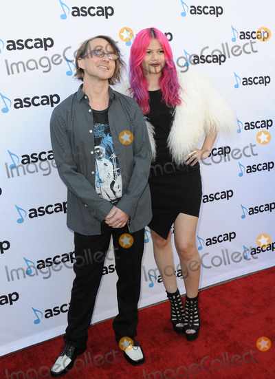 Allison Iraheta Photo - April 27 2016 LARecording artists Matthew Hager (L) and Allison Iraheta of Halo Circus arriving at the 33rd Annual ASCAP Pop Music Awards at the Dolby Theatre on April 27 2016 in Hollywood CaliforniaBy Line Peter WestACE PicturesACE Pictures Inctel 646 769 0430