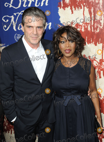 Alfre Woodard Photo - September 21 2016 LAAlfre Woodard (R) and Roderick Spencer arriving at the premiere of Fox Searchlight Pictures The Birth of a Nation at ArcLight Cinemas Cinerama Dome on September 21 2016 in Hollywood CaliforniaBy Line Peter WestACE PicturesACE Pictures IncTel 6467670430