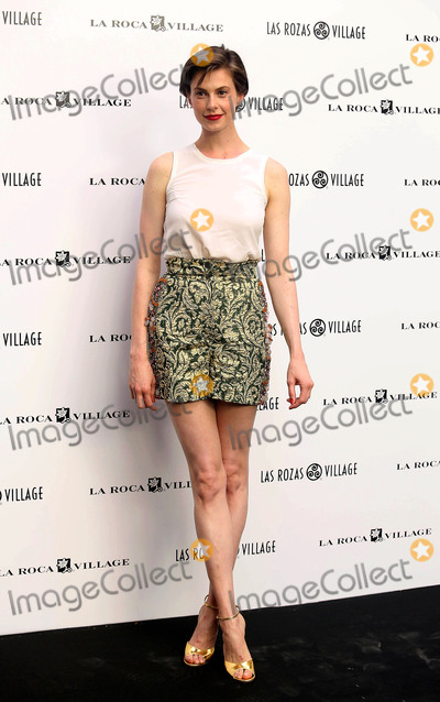 Elettra Wiedemann Photo - July 1 2015 MadridElettra Wiedemann attends Las Rozas Village terraces opening at the Las Rozas Villas Comercial Center on July 1 2015 in Madrid SpainBy Line FamousACE PicturesACE Pictures Inctel 646 769 0430