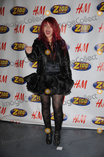 Allison Iraheta Photo - Allison Iraheta in the press room at  Z100s Jingle Ball 2009 at Madison Square Garden on December 11 2009 in New York City