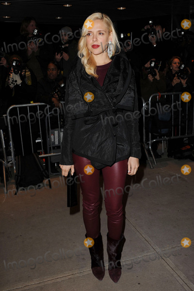 Anastasia Ganias Photo - December 13 2012 New York City Anastasia Ganias   attends the On The Road premiere at SVA Theater on December 13 2012 in New York City