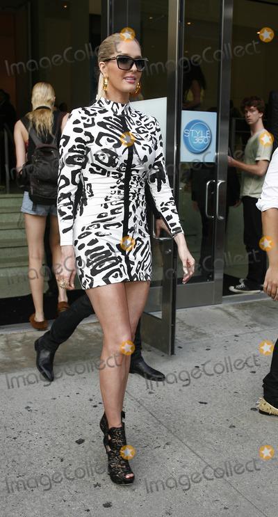 Erica Jayne Photo - Erica Jayne at Mercedes Benz New York Fashion Week on September 12 2011 in New York City