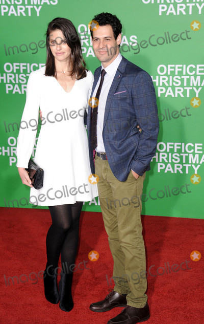 Andrew Leeds Photo - December 7 2016 LAAndrew Leeds arriving at the premiere of Office Christmas Party at the Regency Village Theatre on December 7 2016 in Westwood CaliforniaBy Line Peter WestACE PicturesACE Pictures IncTel 6467670430