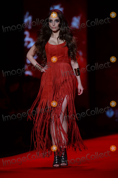Alexa Ray Joel Photo - February 12 2015 New York CityAlexa Ray Joel walks the runway at the Go Red For Women Red Dress Collection 2015 presented by Macys fashion show during Mercedes-Benz Fashion Week Fall 2015 at The Theatre at Lincoln Center on February 12 2015 in New York CityPlease byline Kristin CallahanAcePicturesACEPIXSCOMTel (646) 769 0430