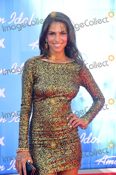 Antonella Barba Photo - May 23 2012 LAAntonella Barba arriving at the American Idol Season 11 Grand Finale Show at Nokia Theatre LA Live on May 23 2012 in Los Angeles California