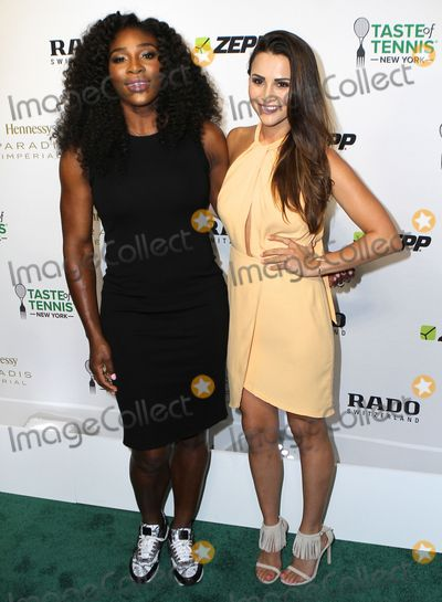 Andi Dorfman Photo - August 27 2015 New York CityTennis player Serena Williams (L) and television personality Andi Dorfman at the Taste of Tennis  at the W New York on August 27 2015 in New York CityBy Line Nancy RiveraACE PicturesACE Pictures Inctel 646 769 0430
