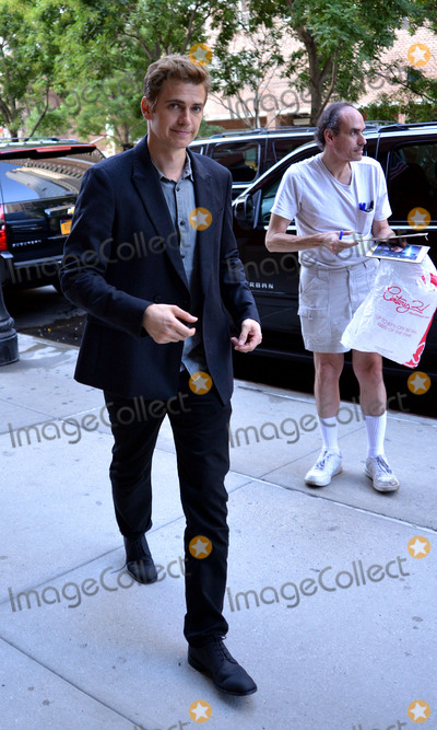 Hayden Christensen Photo - September 9 2015 New York CityActor Hayden Christensen arrives at a downtown hotel on September 9 2015 in New York CityBy Line Curtis MeansACE PicturesACE Pictures Inctel 646 769 0430